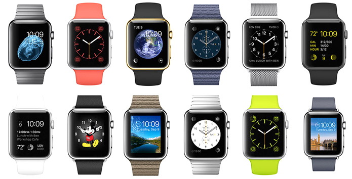 apple watch impressions